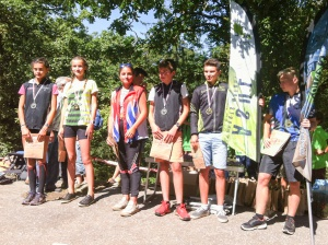 Victoires bretonnes et deux titres 2016 pour Alina Niggli