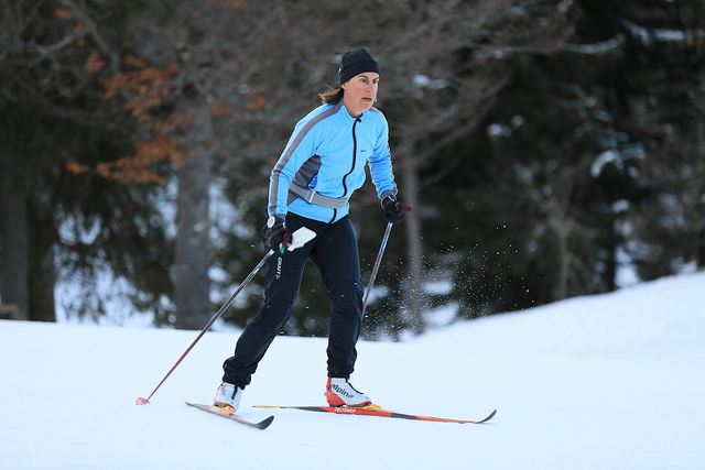 Ski-orientation - 13 et 14 janvier 2018 : Aurore Ivaldi, Ojura