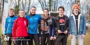 Championnat de ligue moyenne distance, 10 mars 2018