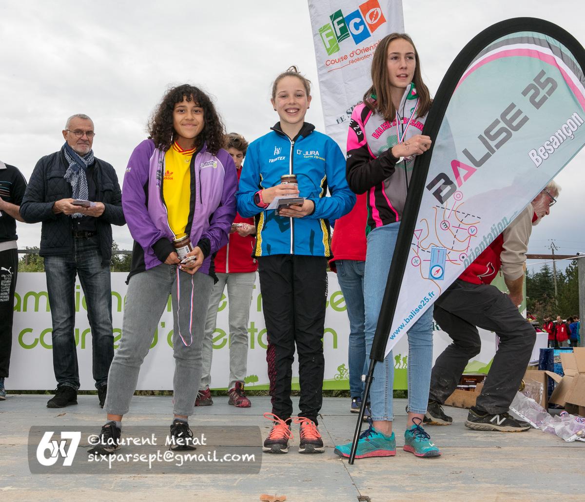 Challenge National des Equipes et Championnat de France de nuit 2018 – les podiums