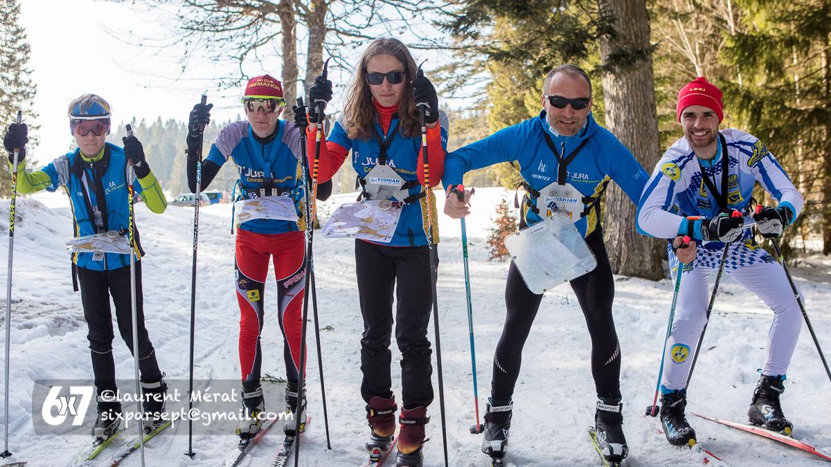 Ski-orientation du 23 février 2019